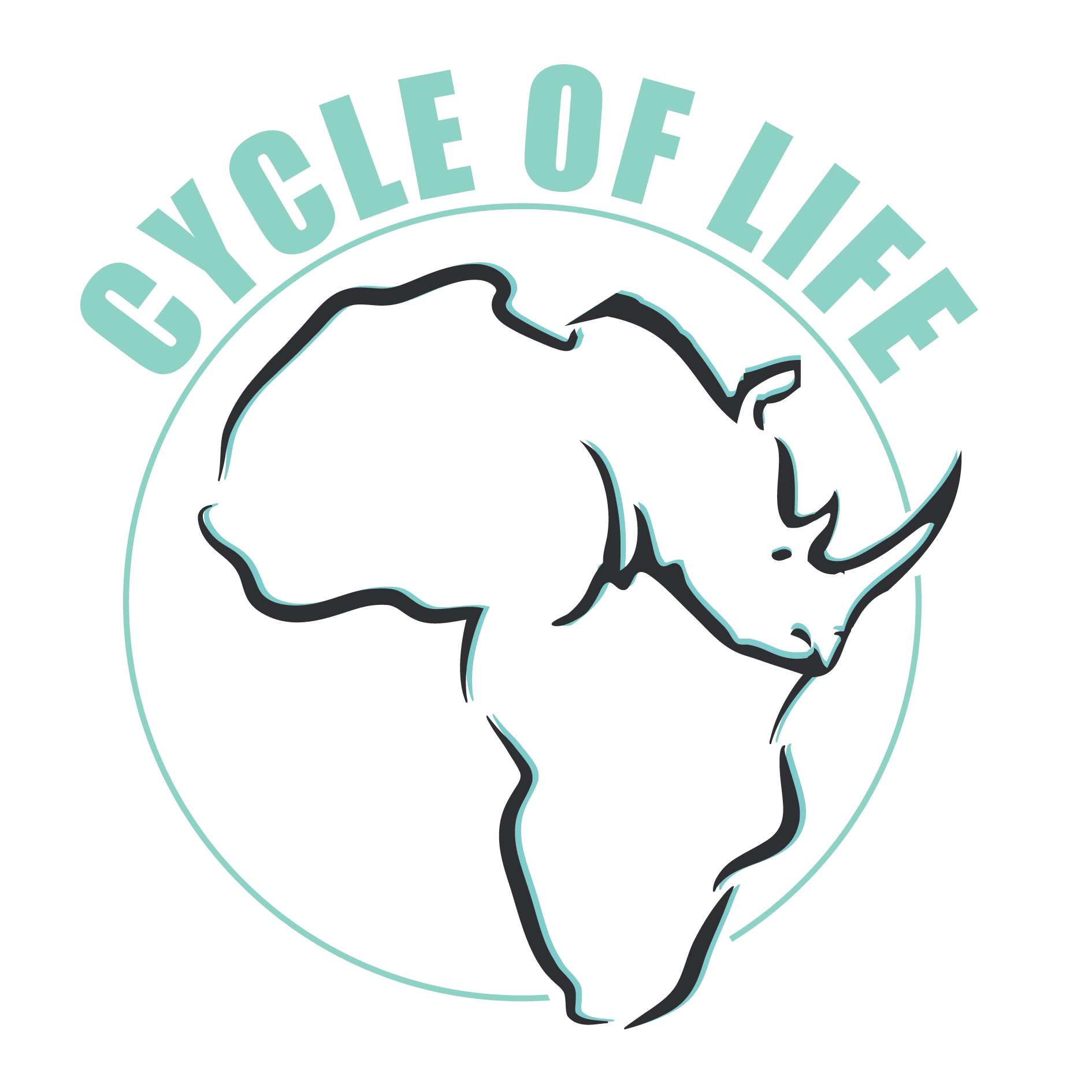Cycle of life logo 01
